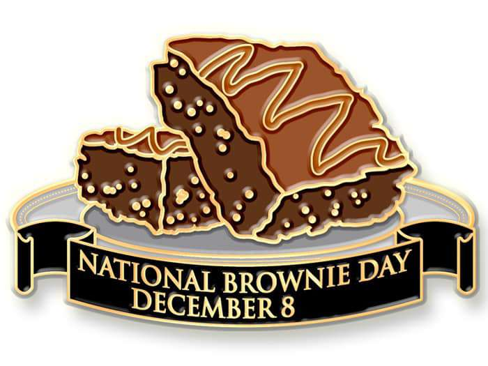 National Brownie Day Wishes Images