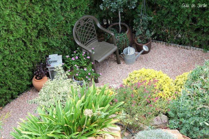 C mo crear un jard n en macetas guia de jardin for Como hacer un lago en el jardin