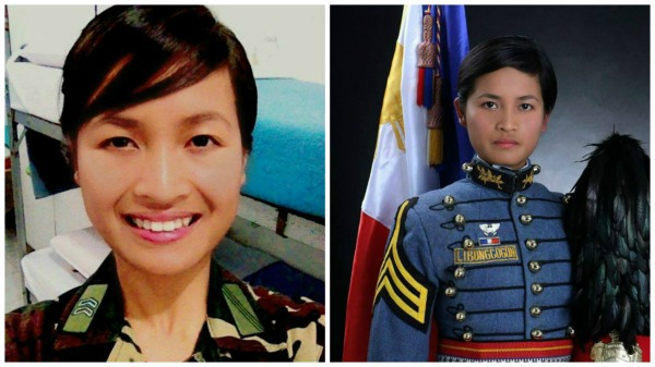 kasambahay fulfilled her dream of becoming a PMA graduate