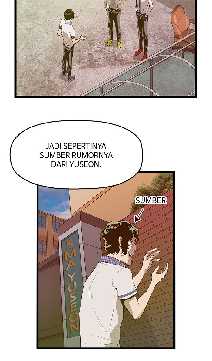 Webtoon Weak Hero Bahasa Indonesia Chapter 44
