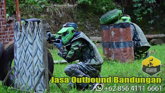 jasa outbound bandungan