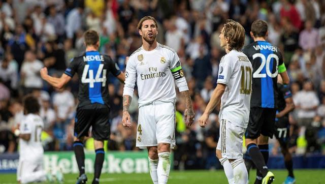 مشاهدة مباراة ريال مدريد وكلوب بروج بث مباشر اليوم
