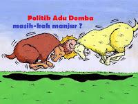 Politik Adu Domba, Masih-kah Manjur ?