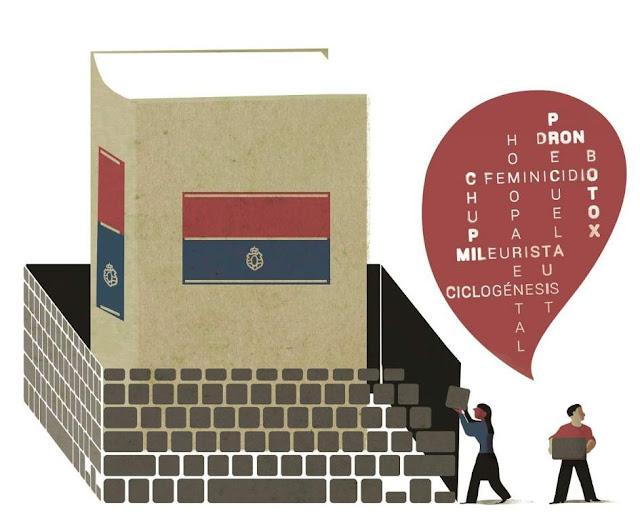 Donald Trump, RAE, Real Academia Española, el club de los libros perdidos,