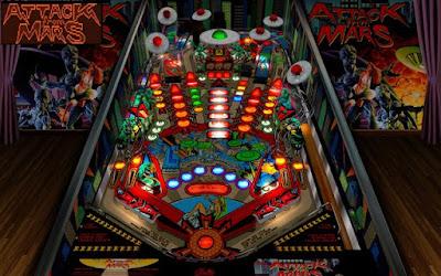 Descarga Rom .zip Attack from Mars 3.02 Arcade Pinball