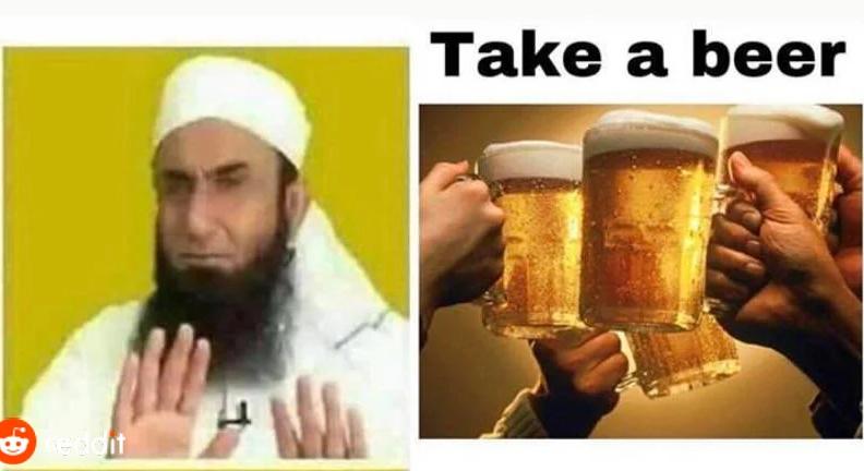 """Hukum Memplesetkan """"Takbir"""" Menjadi """"Take beer"""""""