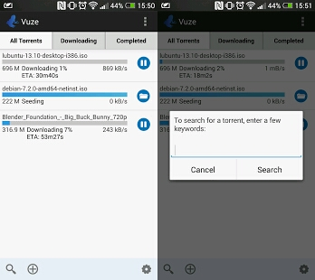best torrent for Android smartphone to download