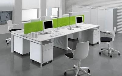 kelebihan dan kekurangan tata ruang kantor tertutup