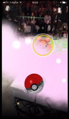 Pokémon GO Paras Nintendo E3 2016 Shigeru Miyamoto fragrance incense