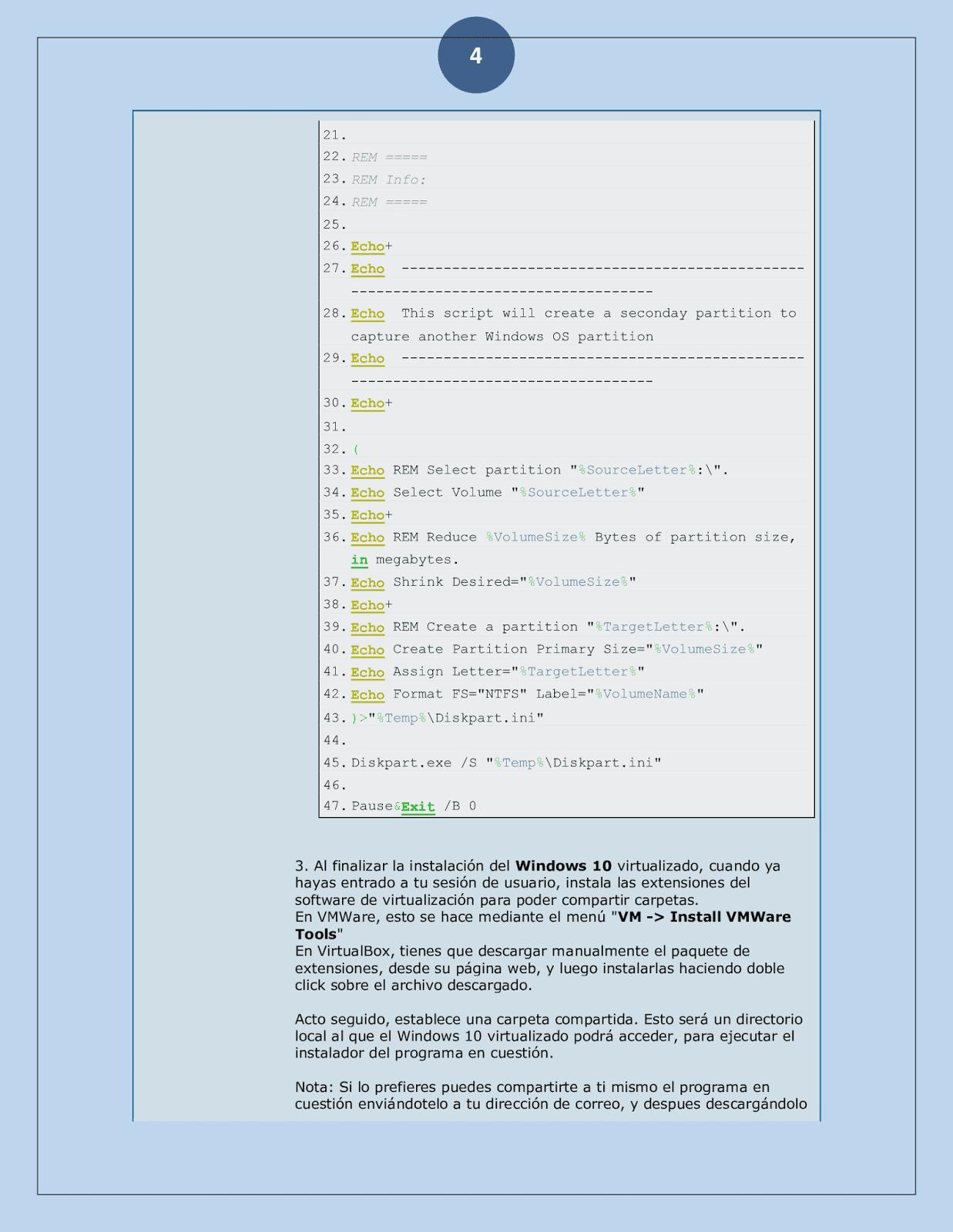 Como crear Programa en Ntlite para windows 10   Paginas Difíciles ...
