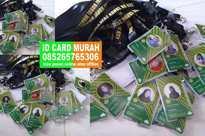 BUAT ID CARD PEKANBARU