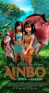 AINBO: Spirit Of The Amazon 2021 in English-Hindi