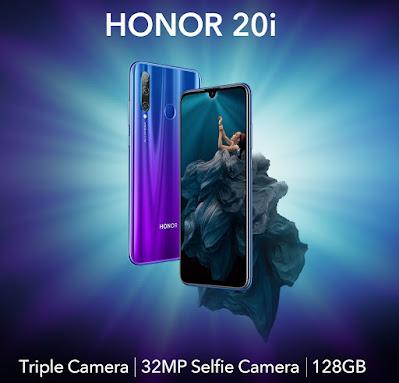 Honor 20i Smartphone