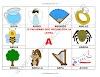 10 palabras u objetos que inician con la letra A