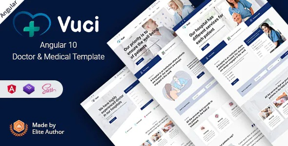 Best Doctor & Medical Template