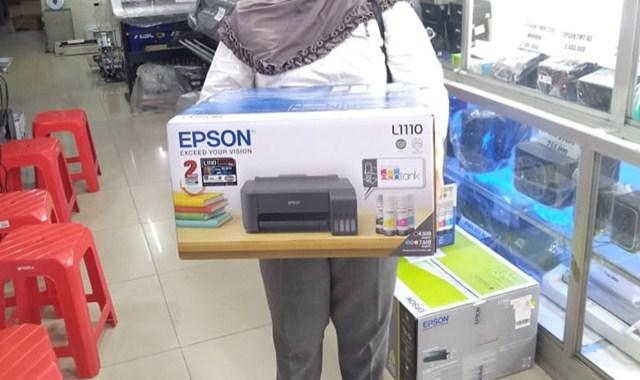 Epson EcoTank L1110 Terbaru - IGlidatacomputer