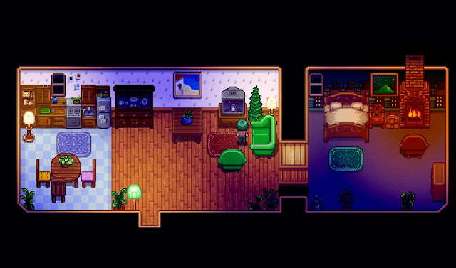 Stardew Valley Haus