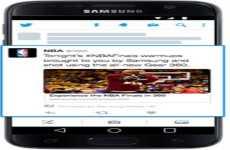 Twitter ahora soporta videos de 360 grados, y permitirá verlos en la final de la NBA
