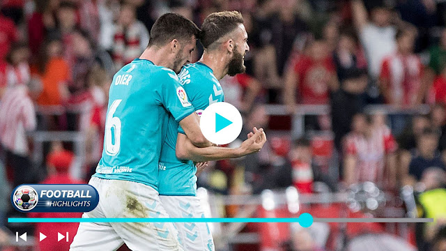 Athletic Club vs Osasuna – Highlights