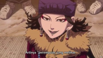 Golden Kamuy Season 2 Episode 1 Subtitle Indonesia