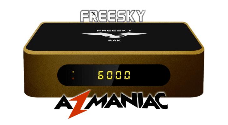 Freesky Rak