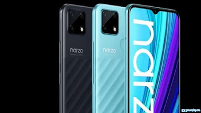 Realme Narzo 30A Review - Thick and Sturdy Body