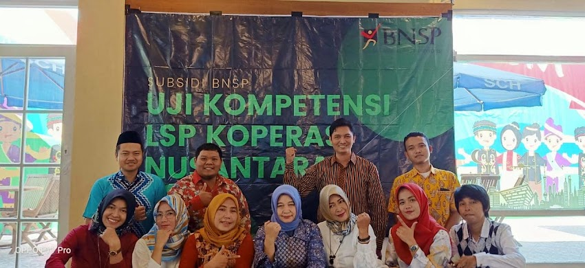 Asesor Kompetensi BNSP