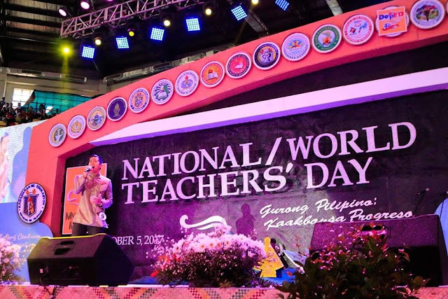 deped national teachers day