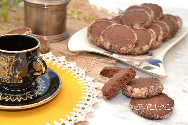 Какаови масленки с кафе