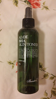 Benton Aloe BHA Skin Toner Review