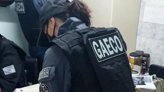 Gaeco com apoio da Rotam e SOE fazem operação contra o crime organizado no sul do Paraná