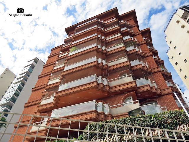 Vista do Edifício Castello Del Sole - Higienópolis - São Paulo