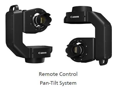 Canon developing a remote-control solution for interchangeable-lens cameras