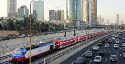 Israel Railways quiere conectar las cuatro principales ciudades de Israel con trenes que viajan a 250 kilómetros por hora.