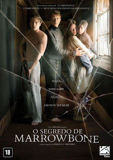 O Segredo de Marrowbone - BDRip Dual Áudio