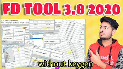 FD Tool 3.8 Free Download