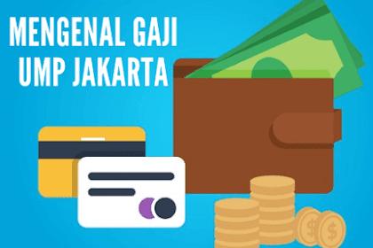 Gaji UMR Jakarta, Jumlah serta Komponen Penyusunnya