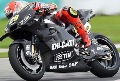 Motor Terbaik Ducati Dipersiapkan Untuk Kedatangan Lorenzo - Marquez
