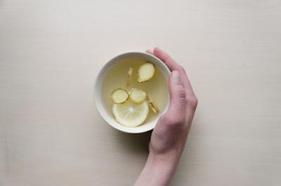 هل الشاي الاخضر مع الزنجبيل ينحف؟