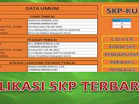 Download Aplikasi SKP Guru dan Kepala Sekolah Terbaru