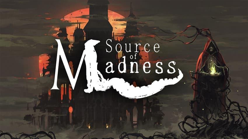 Больше безумия! Анонс рогалика Source of Madness, вдохновлённого творчеством Лавкрафта