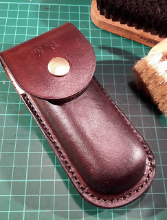 folding knife pouch