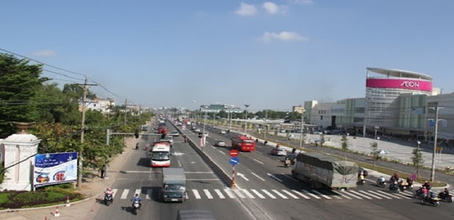 Sóng đầu tư bất động sản tràn về Thành Phố Thuận An