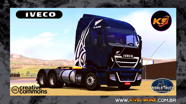 IVECO HI-WAY - ALL BLACKS EDITION