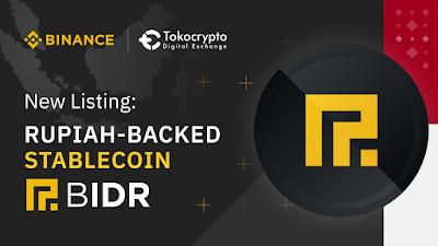 binance-dan-tokocrypto-resmi-perdagangkan-bidr-stablecoin-berbasis-rupiah