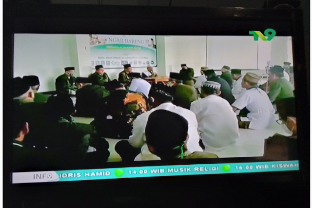 Transponder Frekuensi Channel Siaran TP TV9 Nusantara Telkom 4 C-Band Measat 3a / 3b Ku-Band Terbaru Agustus 2020