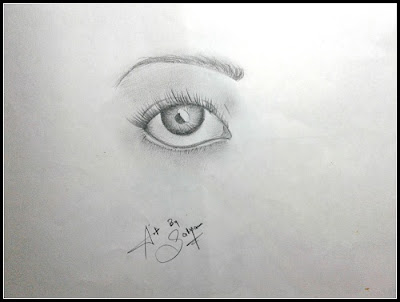 how to draw eyes and realistic eyes