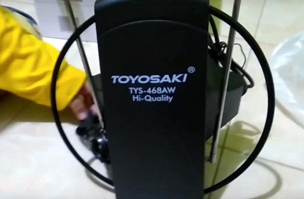 Merk Antena TV yang Bagus Toyosaki TYS-468AW