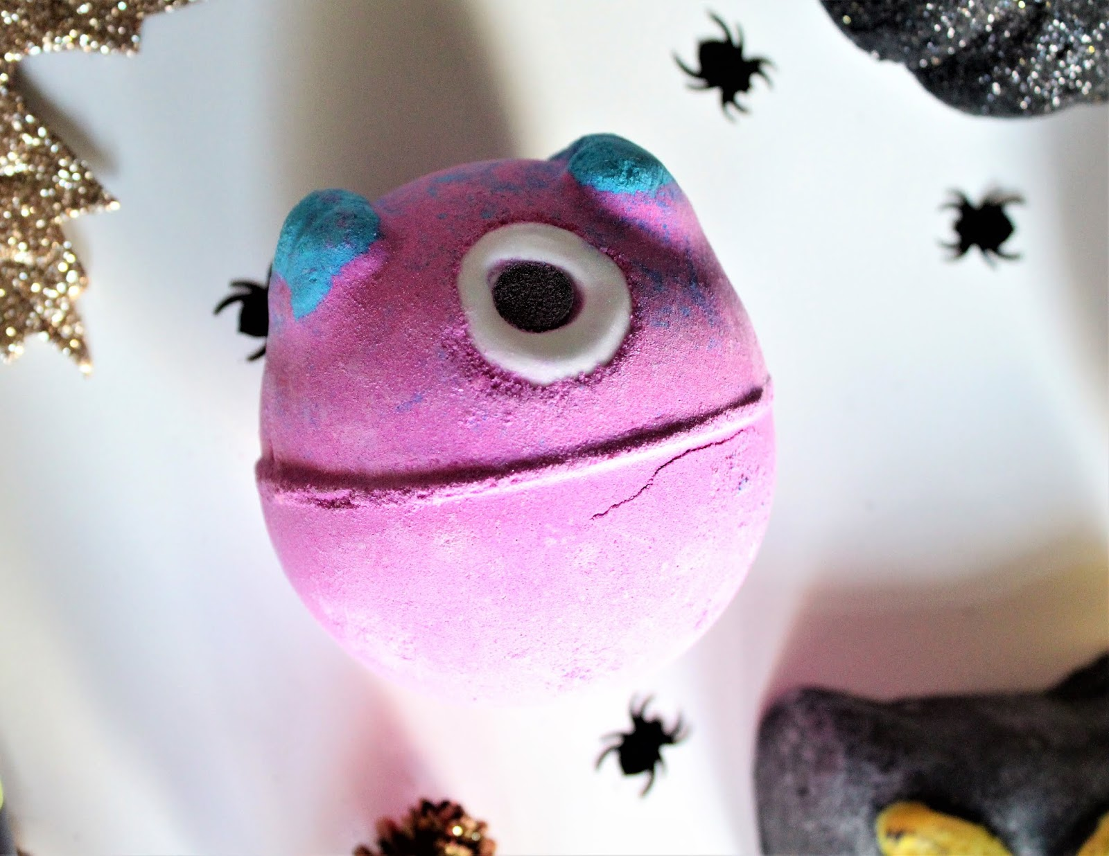 lush monsters ball