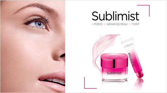 Tonique Douceur Peau Parfaite - Sublimist - L'Oréal